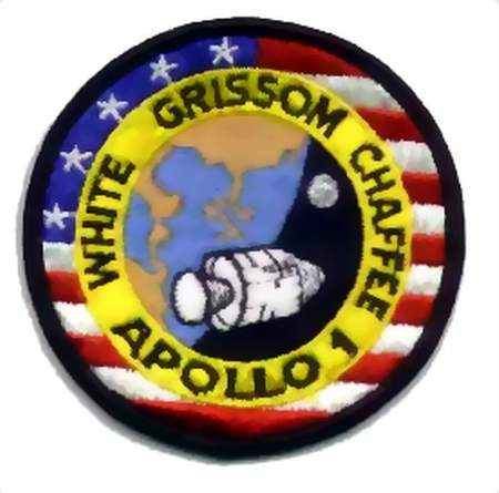 Apollo-1 Mission Patch